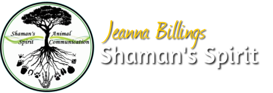 Jeanna Billings<br />Shaman's Spirit Animal Communication